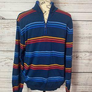 PAUL & SHARK YACHTING HALFZIP PULLOVER SWEATER NWT
